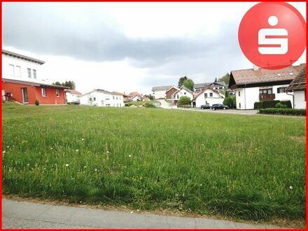 Sonniges Baugrundstück in 94518 Spiegelau