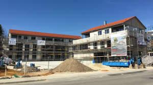 Baustand Mai 2017