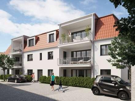 STADTHAUS[12] | Großzügige 3-Zimmerwohnung mit Balkon | Entspannen mit intelligenter Haustechnik