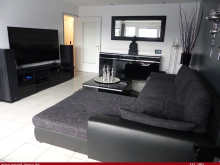 Moderne 3 1/2 Zimmer-Wohnung