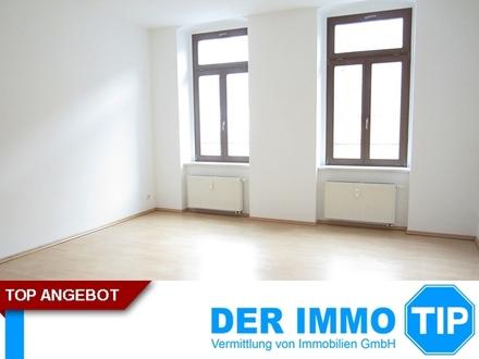 Gemütliche 2 Raum Wohnung auf dem idyllischen Kaßberg mit Balkon