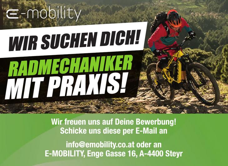 Wir suchen Dich! Radmechaniker mit Praxis!