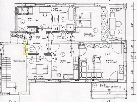 4-Zimmer-Wohnung in Passau, Dr.-Hellge-Str. zu vermieten