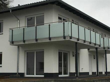 Neubau 3-Zimmer Wohnung mit Terrasse in Hengersberg
