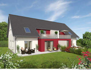 NEUBAU - 4-Familienhaus in Rothenuffeln - Provionsfrei