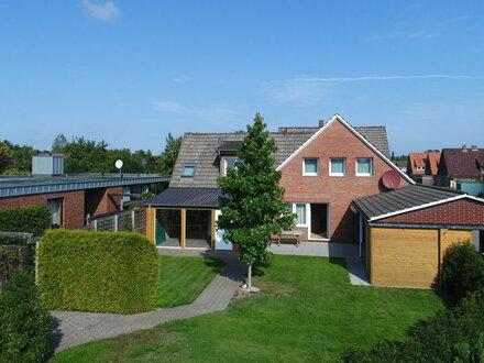 VORSCHAU | Große Haushaushälfte mit vielfältigem Raumangebot