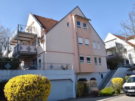 Großzügige Dachgeschosswohnung in Kressbronn am Bodensee