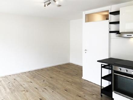 Frisch renovierte, helle 1-Zimmer Wohnung in München-Milbertshofen