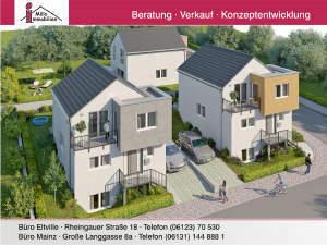 Wohnen Am Abtswald: Moderne Häuser in gewachsener 1-A-Wohnlage - Rohbau fertig gestellt