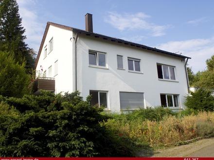 Wohnen mit unverbaubarer Aussicht über Bad Mergentheim...
