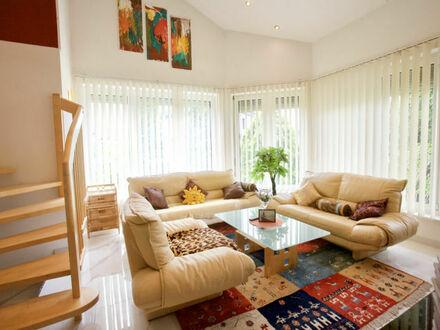 Sankt Georgen am Längsee: großzügiges Familienhaus in sonniger Lage mit gepflegtem Garten und Garage