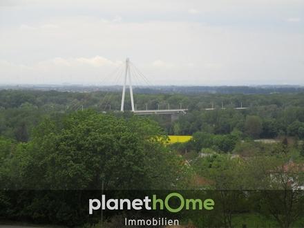 Donaublick und Ruhelage