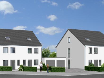 Einfamilien-Doppelhaushälfte auf eigenem Grundstück in attraktiver Stadtrandlage