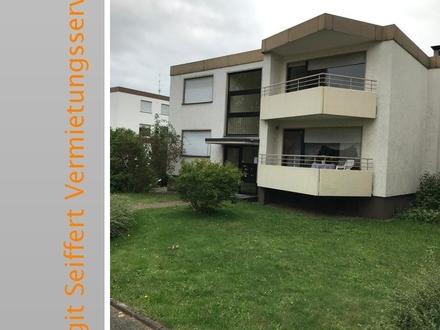 2-Zimmer-Wohnung mit Balkon in ruhiger Wohnlage