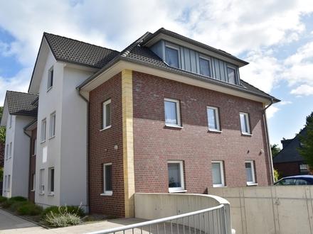 Bad Zwischenahn: Exklusive Penthousewohnung mit großem Balkon in zentraler Lage, Obj. 4889