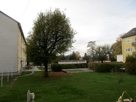 Vermietete 2-Zimmer-Erdgeschosswohnung in Grassau