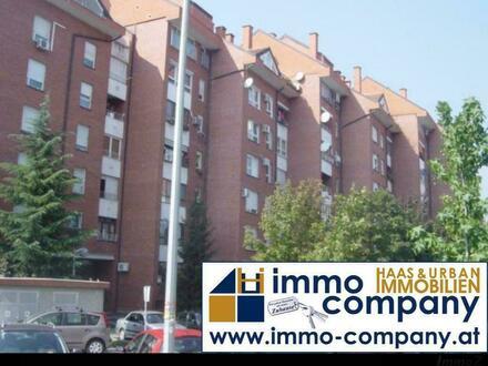 2 Zimmer Wohnung mit Loggia in Zagreb - Maksimir