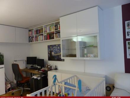 2 Zimmer-Wohnung mit Gartenanteil in der CITY