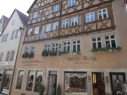 Ladeneinheit in Top-Lage von Rothenburg zu vermieten