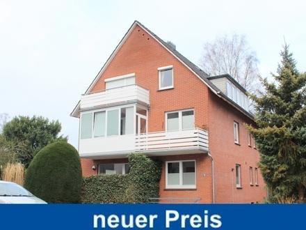 Gepfl. 3-Zimmer-Eigentumswohnung m. Balkon u. Stellplatz in zentraler Lage in Oldenburg-Bloherfelde