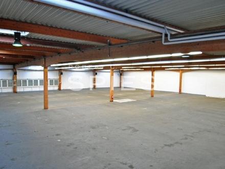 Hallenfläche in zentraler Lage mit top Anbindung