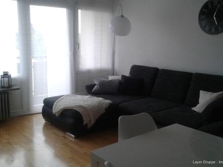 LAYER IMMOBILIEN: 3-ZKB-Wohnung in Kaufering mit Südbalkon zu kaufen. Ideal auch für Kapitalanleger!