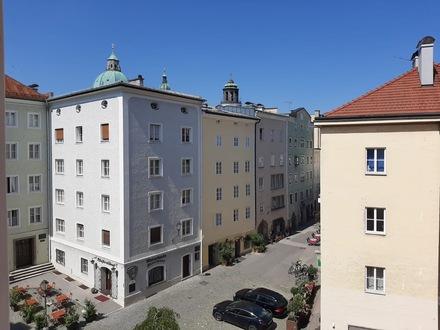 Altstadtwohnung mit Potenzial in Salzburg