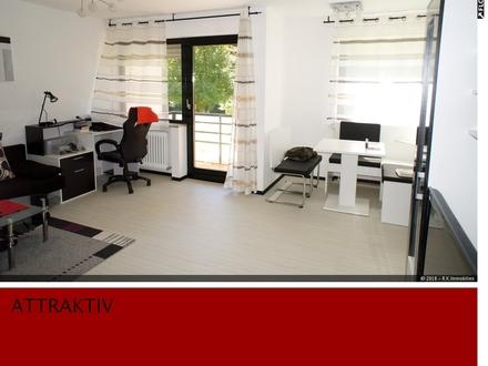 Ideal für WE-Heimfahrer und Soldaten! Möbliertes 1,5 Zimmer Appartement in Sonthofen