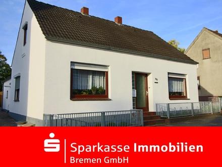 Einfamilienhaus für den Handwerker mit zusätzlichem Bauplatz in zentraler Lage von Blumenthal