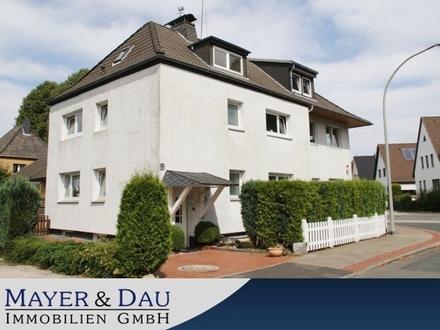 Bremerhaven: 1a Lage, 2-3 Fam. Stadthaus, kompl. renoviert, sofort einziehen