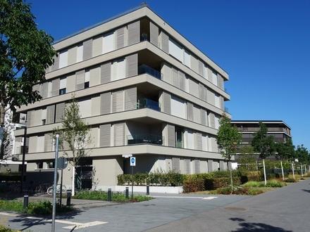Neckarbogen! Lichtdurchflutete und hochwertig ausgestattete 3,5 Zimmer-Penthouse-Maisonette-Wohnung mit 103 m² Wohnfläche…