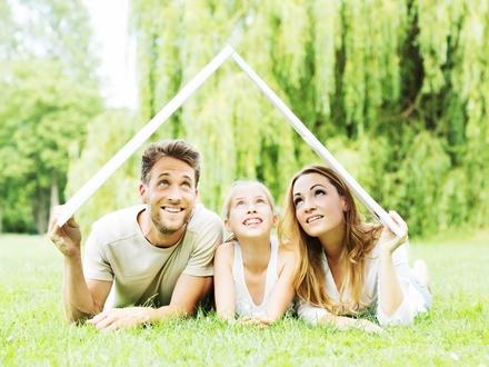 Verwirklichen Sie Ihren Wohntraum in Damm Fahrbachtal - Bebauung für Einfamilienhaus