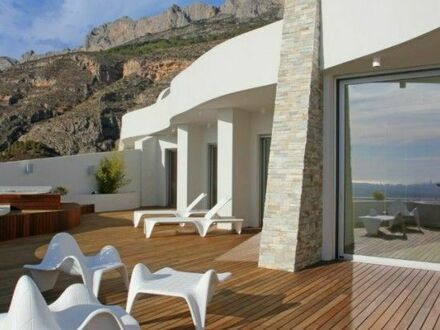 **F. Lidl Immobilien** Luxusapartments in Altea Hills ND1155