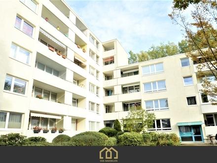 Arbergen / Helle 3-Zimmer Oberwohnung mit Fahrstuhl und tollem Blick ins Grüne