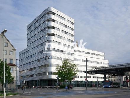 Nachhaltige Kapitalanlage - Solide vermietete Bürofläche in Leuchtturm-Objekt!