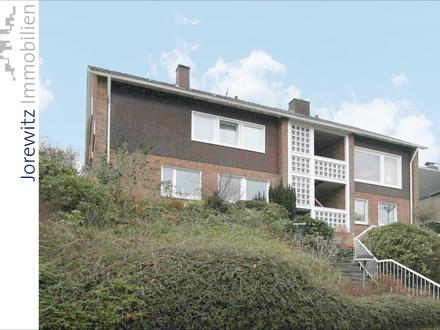 Bi-Musikerviertel: Großzügige 2 Zimmer-Wohnung in Top-Lage mit Fernblick über Bielefeld