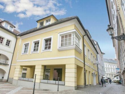 Klagenfurt - Innenstadt - Renngasse: Exklusives Eck-Geschäftslokal