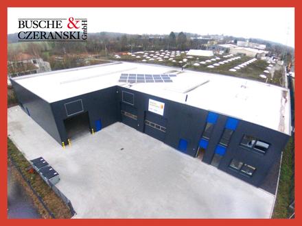 Erstbezug Neubauhalle in Münster-Nord - Gewerbegebiet Feldstiege