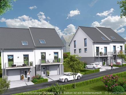 In Planung: Doppelhaushälfte mit Garage, ruhige Lage, ca. 5 Minuten zum Fachmarktzentrum, ca. 10 Autominuten zur B29