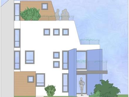 Außergewöhnliche 6 Zimmer-Maisonette-Terrassenwohnung!