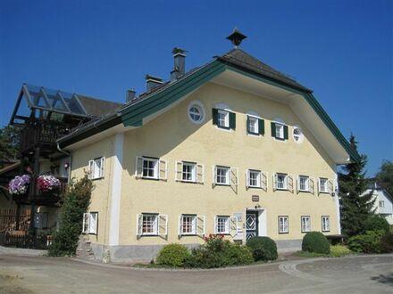 Morzg: traumhafte Dachterrassenwohnung, 120 m² in einem alten Gutshof