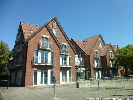 Besondere 2-ZKB-Wohnung im Zentrum von Verl