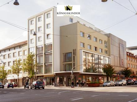 Kapitalanlage Wohn- und Geschäftshaus im Herzen von Pforzheim