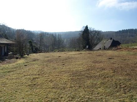 Baugrundstück in Hilchenbach-Allenbach gegenüber Stift Keppel