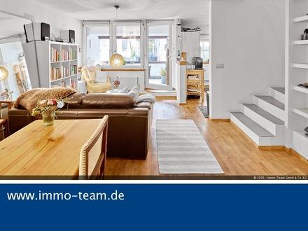 individuelles - offenes Wohnen auf 3 Etagen im Herzen von Beutelsbach