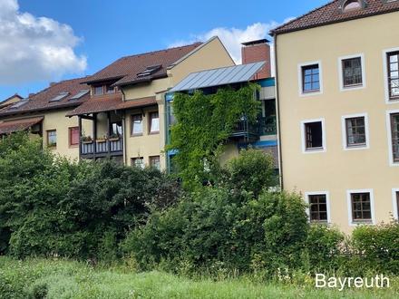 Einzigartiges Stadthaus in der Innenstadt von Bayreuth am Mistelbach