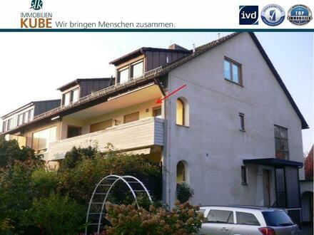 Schön geschnittene 5-Zi.-Whg. mit Balkon in ruhiger Lage von Nbg.-Herpersdorf