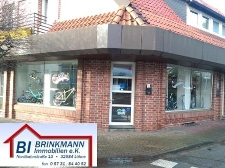Kleines, attraktives Ladenlokal in Löhne Gohfeld