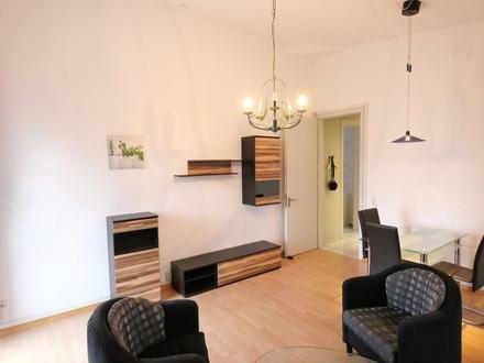 Single Wohnung zum Wohlfühlen + EBK + Möblierung möglich