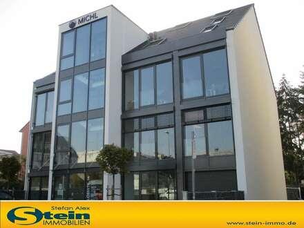 Hochmoderne, klimatisierte und barrierefreie Büroräume (138 m²) mit Kfz-Stellplätzen in Top-Lage!